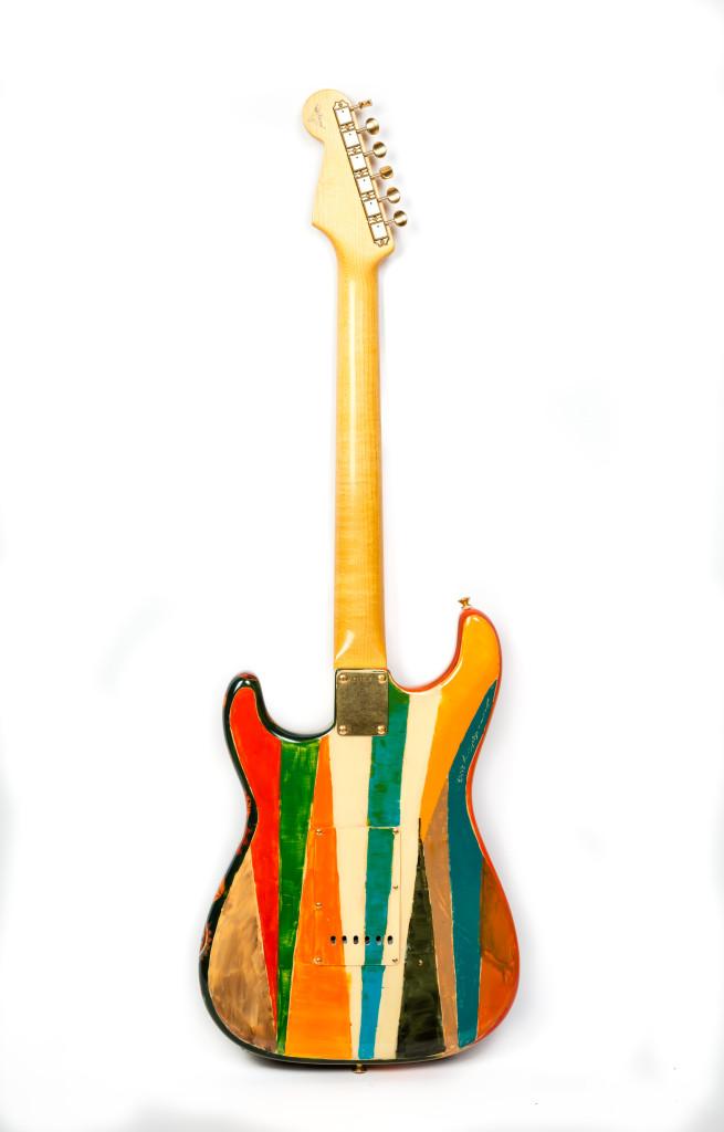 Fender Stratocaster Cu...