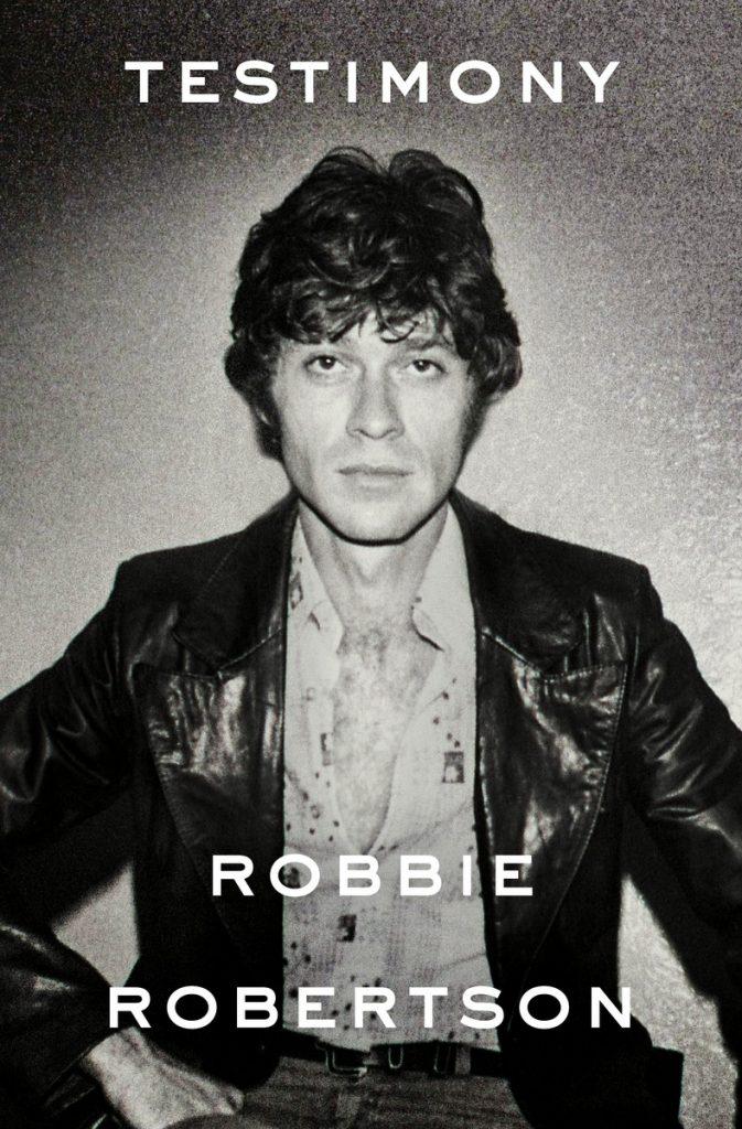 Testimony Robbie Robertson